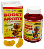 Buy Boost Appetite Vegetarian Gummies 36 Orange Pectin Gummies Vitamin Friends Online, UK Delivery, Supplements for Children Remedy Vegan Vegetarian
