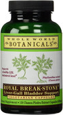 Buy Royal Break-Stone Liver-Gall Bladder Support 400 mg 120 Veggie Caps Whole World Botanicals Online, UK Delivery