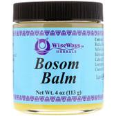Buy UK Bosom Balm 4 oz (112 g) WiseWays Herbals Online, UK Delivery, Women's Vitamins Supplements for Women