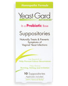 Buy Lake Consumer Products Yeast Gard Advanced 10 Suppositories Women Lake Consumer Products Online, UK Delivery