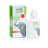 Buy Kid's Xlear Saline Nasal Spray .75 oz (22 ml) Xlear (Xclear) Online, UK Delivery, Nasal Wash Congestion Relief Remedies Respiratory Health