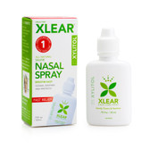 Buy Xylitol Saline Nasal Spray .75 oz (22 ml) Xlear (Xclear) Online, UK Delivery, Nasal Sprays Congestion Relief Remedies Respiratory Health