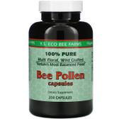 UK Buy Bee Pollen, 200 Caps, Y.S. Eco Bee Farms