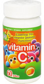 Buy Vitamin C Yummy Orange Flavor 60 Jellies Yum-V's Online, UK Delivery, Kids Gummies