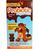 Buy Probiotic + Prebiotic Fiber Milk Chocolate Sugar-Free 40 Bears Yum-V's Online, UK Delivery, Stabilized Probiotics