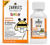 Baby Immune + Vitamins Orange 2 oz, Zarbee's