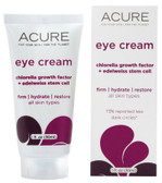 Buy Eye Cream Chlorella + Edelweiss Stem Cell 1 oz (30 ml) Acure Organics Online, UK Delivery, Vegan Cruelty Free Product