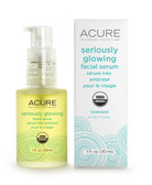 Seriously Glowing Facial Serum 1 oz (30 ml) Acure Organics