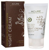 Buy Night Cream Argan Stem Cell + 2% Chlorella Growth Factor 1.75 oz (50 ml) Acure Organics Online, UK Delivery, Night Creams