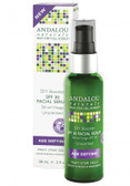 Buy Facial Serum SPF 30 DIY Booster Unscented 2 oz (58 ml) Andalou Naturals Online, UK Delivery, Vegan Cruelty Free Product Day Serums