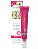 Buy Eye Revive Contour Gel 1000 Roses Sensitive .6 oz (18 ml) Andalou Naturals Online, UK Delivery, Vegan Cruelty Free Product Anti Aging Treatment Supplements Hyaluronic Acid Skin Formulas