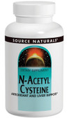 N-Acetyl Cysteine, 1000 mg, 60 Tabs, Source Naturals