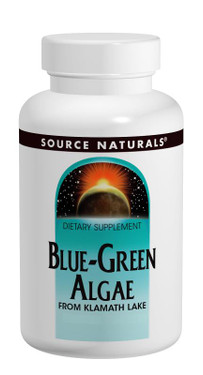 Blue-Green Algae 2 oz Powder, Source Naturals, From Klamath Lake, UK Shop