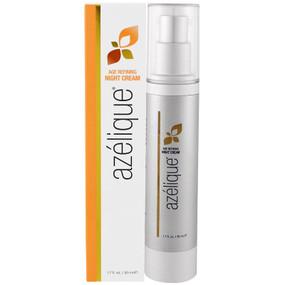 Buy Age Refining Night Cream 1.7oz (50 ml) Azelique Online, UK Delivery, Anti Aging