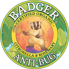Buy Anti-Bug Balm Citronella & Rosemary .75 oz (21 g) Badger Company Online, UK Delivery, Bug Insect Repellent