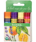 Buy Organic Classic Lip Balm Sticks 4 Lip Balm Sticks .15 oz (4.2 g) Each Badger Company Online, UK Delivery, Tween Teenager Bath Beauty