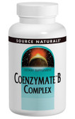 Coenzymate B Complex 30 Orange Tabs, Source Naturals