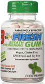 Buy Breath Freshening Gum Cool Spearmint 100 Pieces B-Fresh Online, UK Delivery, Oral Care Dental Chewing Gum Mints