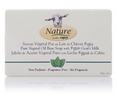 Buy Pure Vegetable Soap with Fresh Goat's Milk Fragrance Free 5 oz (141 g) Canus Online, UK Delivery,