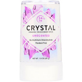 Buy Travel Stick Deodorant 1.5 oz 40 g Crystal Body Deodorant Online, UK Delivery, Deodorant Stones