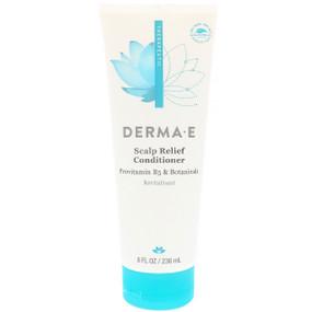Derma E, Scalp Relief Conditioner, 236 ml