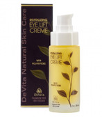 Buy Revitalizing Eye Lift Creme 1 oz (30 ml) Devita Online, UK Delivery, Vegan Cruelty Free Product Eye Creams Lotions Serums