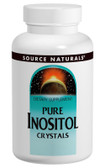 Inositol, Pure 600 mg 2 oz Crystals, Source Naturals