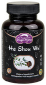 Buy He Shou Wu 450 mg 100 Caps Dragon Herbs Online, UK Delivery, Hair Care Fo Ti He Shou Wu