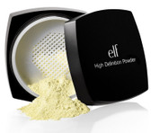 Buy High Definition Powder Corrective Yellow 0.28 oz (8 g) E.L.F. Cosmetics Online, UK Delivery, Makeup Touchup Stick Concealer