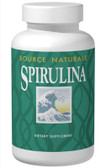 Spirulina 8 oz Powder, Source Naturals
