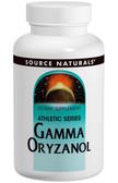 Gamma Oryzanol 30 mg 250 Tabs, Source Naturals