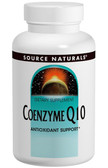 Coenzyme Q10 100 mg 60 Caps Source Naturals, Antioxidant