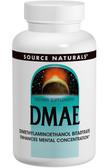 DMAE 351 mg 200 Tabs, Dimethylaminoethanol Bitartrate