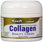 Buy Collagen Beauty Cream Pear Scented 2 oz (57 g) Mason Vitamins Online, UK Delivery, Anti Aging Skincare Bone Osteo Collagen Treatment