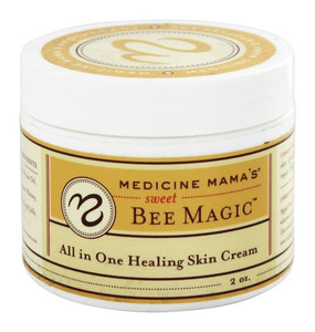 Buy Sweet Bee Magic All In One Healing Skin Cream 2 oz Mama's Online, UK Delivery, Skin Supplements
