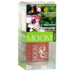 Buy Organic Hair Remover with Tea Tree Oil Classic 6 oz (170 g) Moom Online, UK Delivery, Shaving Wax Strips Hair Removal