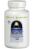 Mega-One Multiple No Iron 90 Tabs Source Naturals, Multivitamins