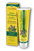 Buy TheraNeem Naturals Neem Toothpaste with Mint 4.23 oz (120 g) Organix South Online, UK Delivery, Oral Teeth Dental Care Toothpaste