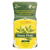 Buy Neem Floss Mint 50 Yards Organix South Online, UK Delivery, Vegan Cruelty Free Product Oral Teeth Care Dental Floss