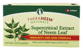 Buy TheraNeem Organix Supercritical Extract of Neem Leaf 30 Softgel Caps Organix South Online, UK Delivery