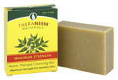 Buy TheraNeem Naturals Neem Therapy Cleansing Bar Maximum Strength 4 oz (113 g) Organix South Online, UK Delivery