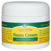 Buy TheraNeem Naturals Neem Cream Original Vanilla 2 oz (60 ml) Organix South Online, UK Delivery, Body Lotion
