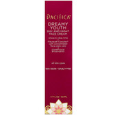 Buy Natural Skincare Dreamy Youth Day and Night Face Cream All Skin Types 1.7 oz (50 ml) Pacifica Online, UK Delivery,