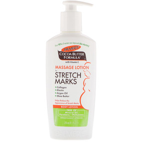 Buy Cocoa Butter Formula Massage Cream for Stretch Marks 4.4 oz (125 g) Palmer's Online, UK Delivery, Stretch Marks removal Treatment Cream Scars