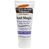 Buy Cocoa Butter Formula Foot Magic with Peppermint Oil & Mango Butter 2.1 oz (60 g) Palmer's Online, UK Delivery, Foot Creams