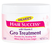 Buy Hair Success Gro Treatment with Vitamin E 7.5 oz (200 g) Palmer's Online, UK Delivery, Hair Regrowth Treatments