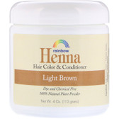 Buy UK Henna Hair Color and Conditioner 100% Botanical Persian Light Brown 4 oz