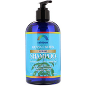 Buy Henna & Biotin Herbal Shampoo 12 oz (360 ml) Rainbow Research Online, UK Delivery, Vegan Cruelty Free Product