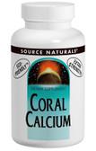Coral Calcium 8 oz Powder, Source Naturals, Eco-Friendly