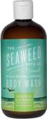 Seaweed Body Wash Eucalyptus & Peppermint 12 oz, Seaweed